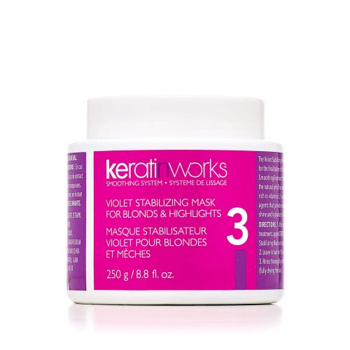 KERATINWORKS Stabalizing Mask for Blonds 250g