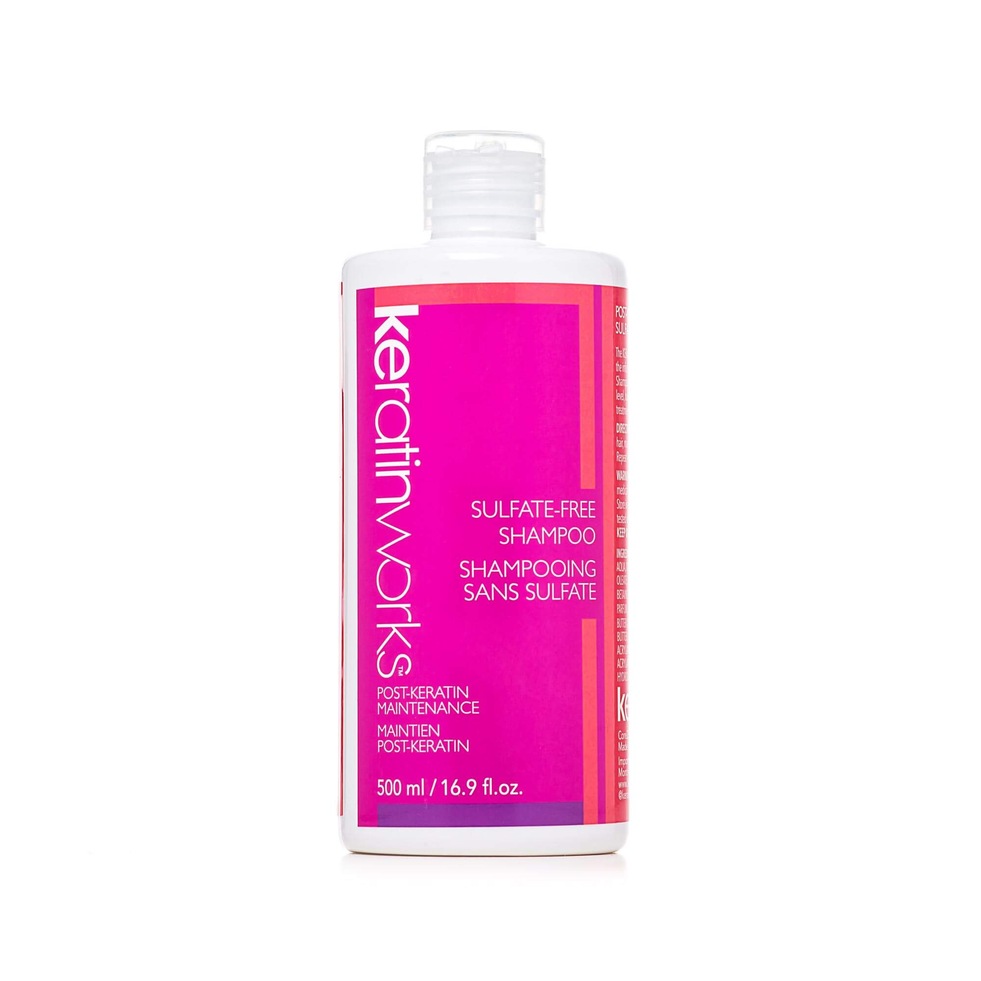 KERATINWORKS Sulfate-Free Shampoo